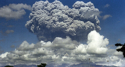 Five biggest volcano eruptions in recent history