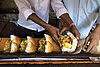 Indian Food: Vada Pav, Mumbai's chutney-slathered vegetarian food