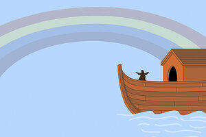 Noahs ark wood carbon dating