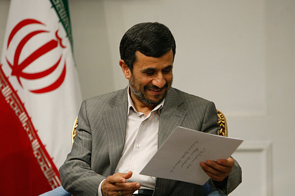 Why Iran's Ahmadinejad is pushing to cut popular government subsidies