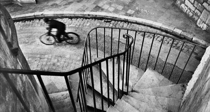 Cartier-Bresson: A master's black-and-white world