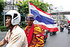 The fuel behind Thailand red-shirt protesters' fire