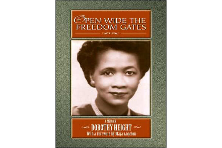 essay dorothy height The national council of negro women, inc the iconic dr dorothy height was president of ncnw ms ingrid saunders jones was elected chair of nc nw in 2012.