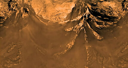Life on Saturn's moon Titan: Who needs water anyway?