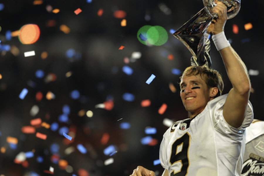 Madden 2011 cover honors Drew Brees -- but will the Madden ...