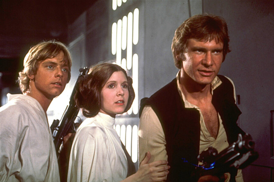 National Star Wars Day Our Top 10 Star Wars Quotes Csmonitor