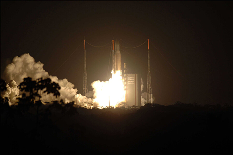 Zombie' satellite runs amok in Earth's orbit - CSMonitor com