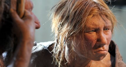 Cavemen among us: Some humans are 4 percent Neanderthal