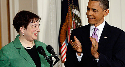 Obama cites 'temperament' of Kagan, Supreme Court nominee