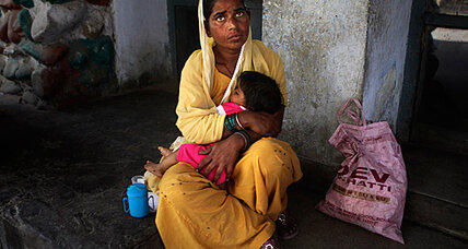 India, despite poor health care, sees drop in maternal mortality