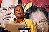 Benigno Aquino, son of beloved president, leads Philippine election results 2010