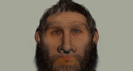 Want to look like a Neanderthal? There's an app for that.
