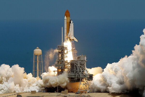 Space shuttle Atlantis embarks on its final mission ...