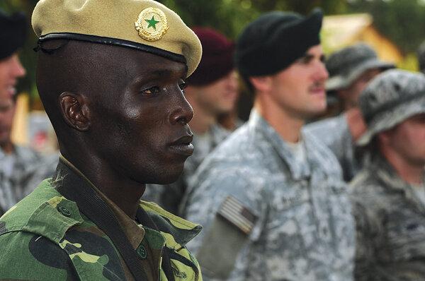 Al-Qaeda involvement in Africa