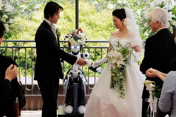 Conduct wedding