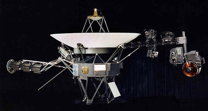 Did aliens hijack the Voyager 2 space probe?