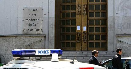 Paris art heist: The chances of recovery aren't good