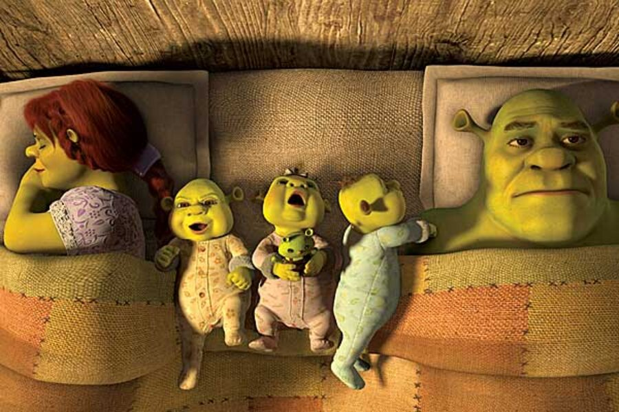 Shrek Forever After Is This Really The Last One Csmonitor Com