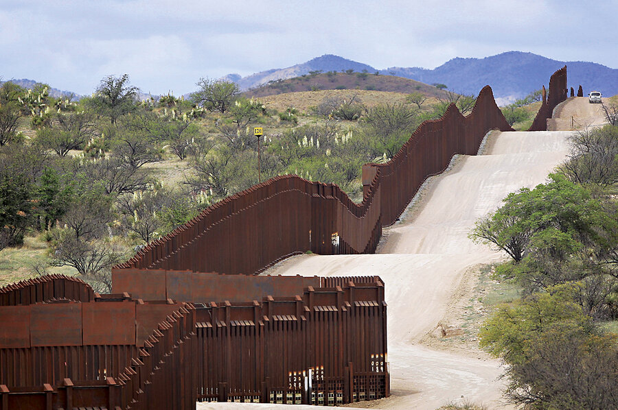 Arizona Immigration Law And Illegal Immigrants State Of
