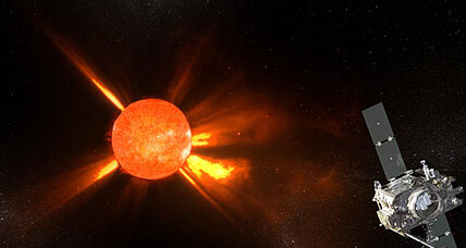NASA captures 3D video of comet plunging into sun