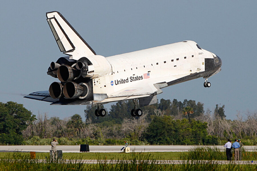 space shuttle number of flights - photo #43