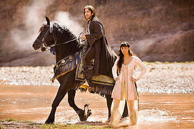 Prince Of Persia The Sands Of Time Movie Review Csmonitor Com