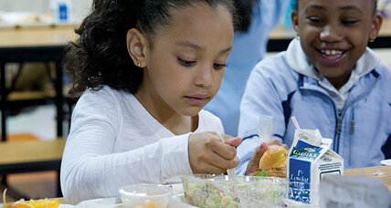 Next on the feds' menu? Overhauling school lunches.