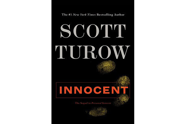 innocent by scott turow grand central publishing 406 pp 2799 - Presumed Innocent Book