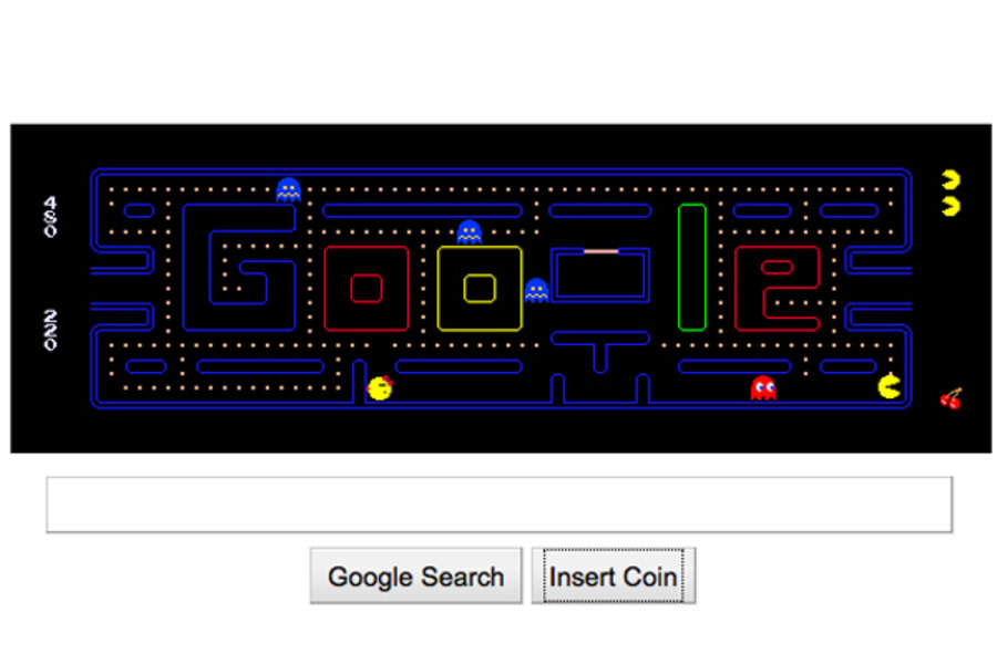 Google's Pac-Man 30th anniversary game is driving some people crazy