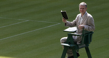 Wimbledon gets its own poet
