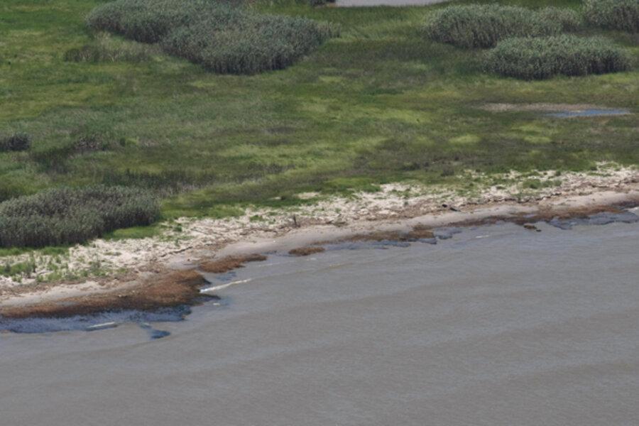 bp oil spill compared to exxon valdez