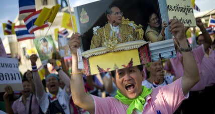 Thailand king and I: Why the protests in Bangkok put a spotlight on the monarchy