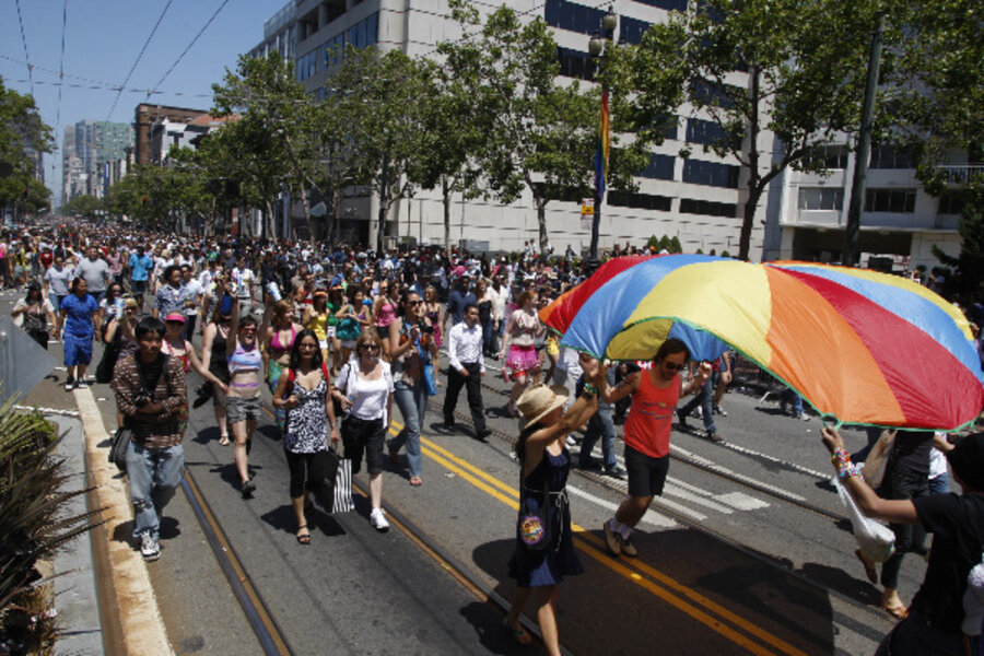 Gay pride parade permit denied, but Mississippi aldermen.