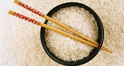 Ancient Chinese secret? Yes. Masons used sticky rice as mortar