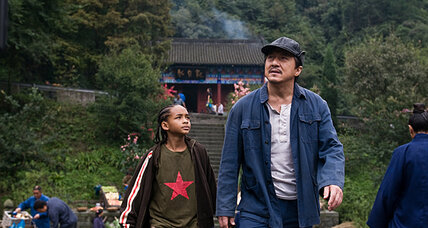 Jackie Chan stars in 'The Karate Kid' (except it should be called 'The Kung Fu Kid'')
