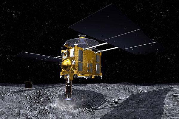 hayabusa mk2 spacecraft - photo #5