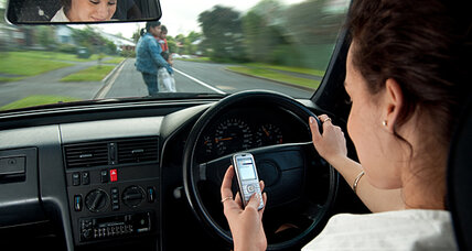 Texting while driving: Adults are just as bad as teens, study finds