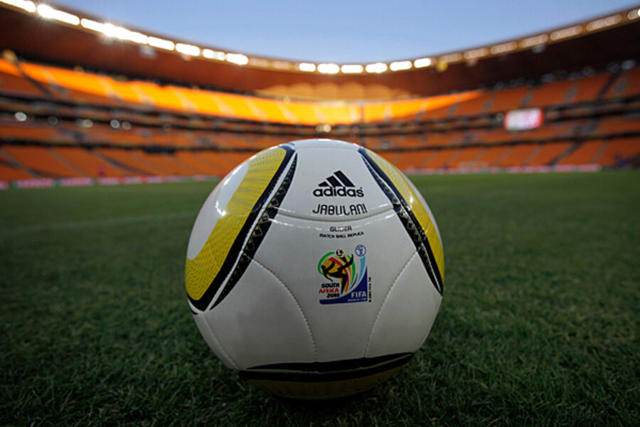 newest cb364 a0abd World Cup 2010  Is the Jabulani ball bad for the World Cup