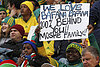 World Cup France vs. South Africa: Bafana Bafana 2-1 win adds to France's misery