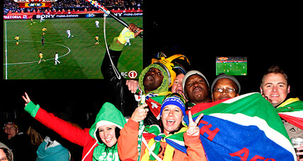 South Africa World Cup baby names: Moms choose Fifa, Bafana, and Soccer City