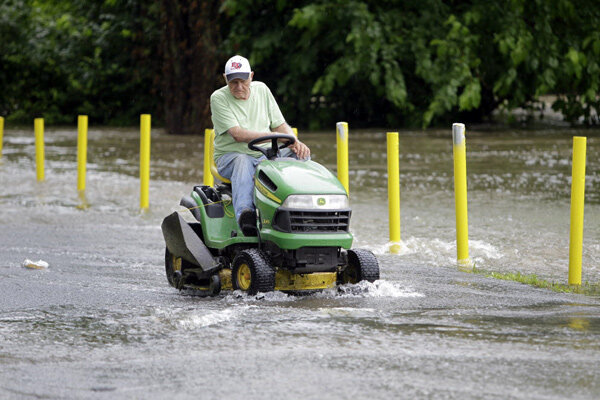 Indiana Flooding Storms Pelt Midwest Causing Widespread Flash Flooding Csmonitor Com