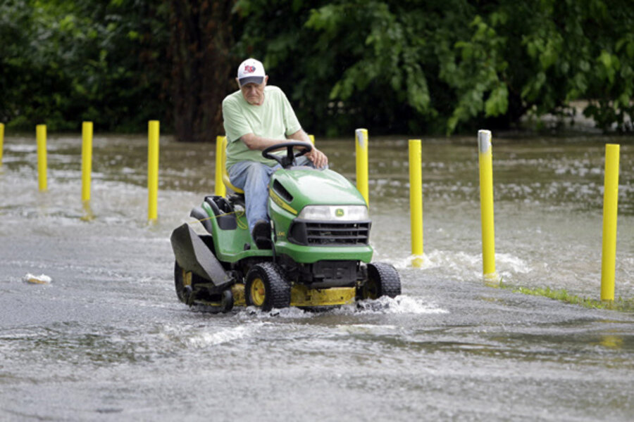 Indiana flooding: Storms pelt Midwest, causing widespread ...