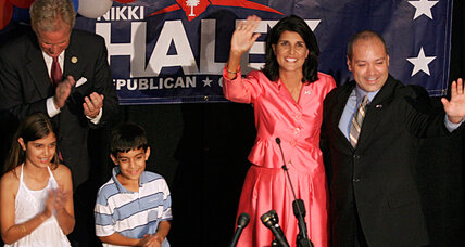 Nikki Haley of South Carolina: rise of a new GOP star