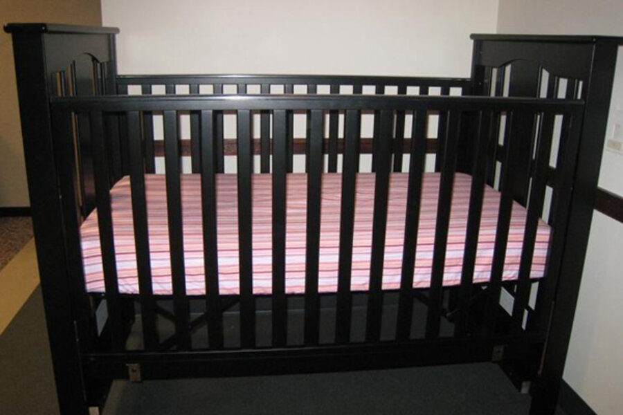 Crib Recall What To Do If Yours Is On The List Csmonitor