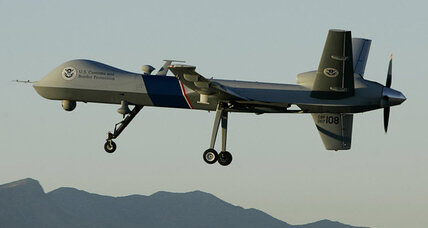 Illegal immigration: Homeland Security to use drones along border