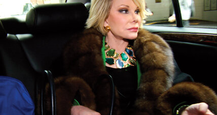 Joan Rivers: A Piece of Work: movie review