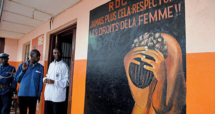 Congo war leaves legacy of sexual violence against women