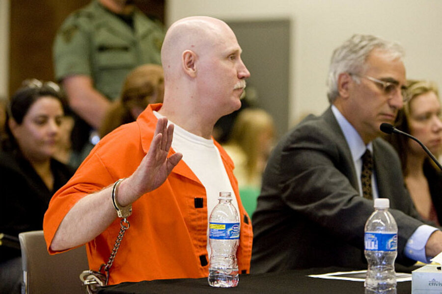 Utah Firing Squad Execution: Details Released on Ronnie