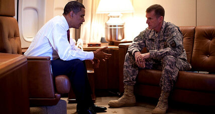 General McChrystal: What will Obama do with 'the runaway general'?