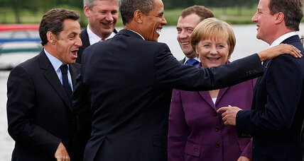 Obama and Cameron at G20 summit: At least the US-UK World Cup duel is over